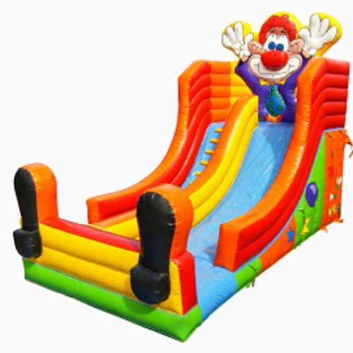 Funslide Clown